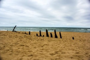 Trinculo Wreck Remains, Ninety Mile Beach