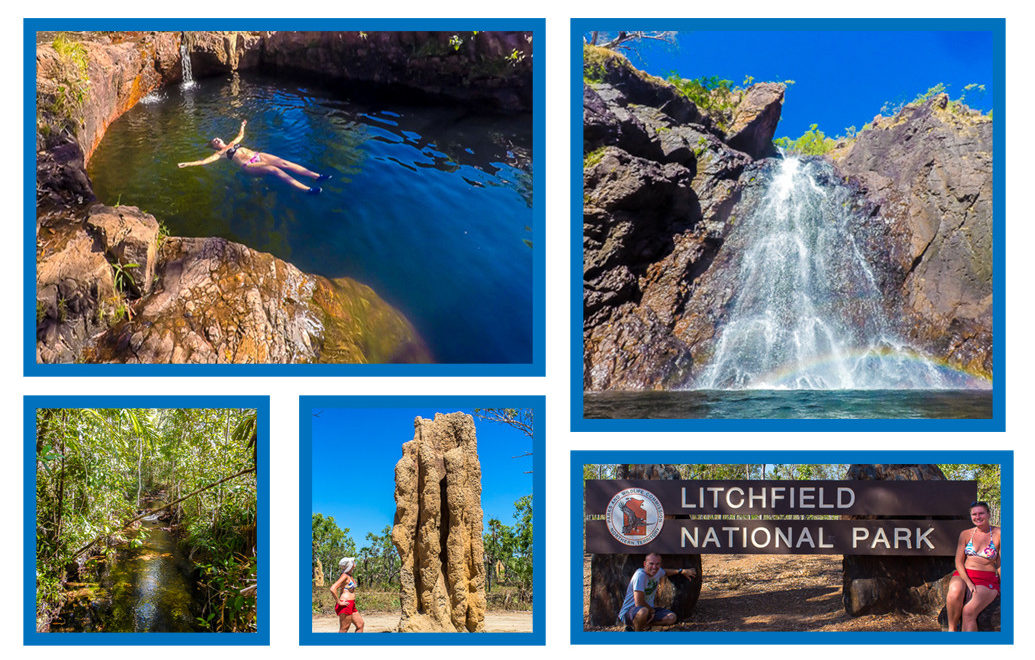 Exploring Litchfield National Park