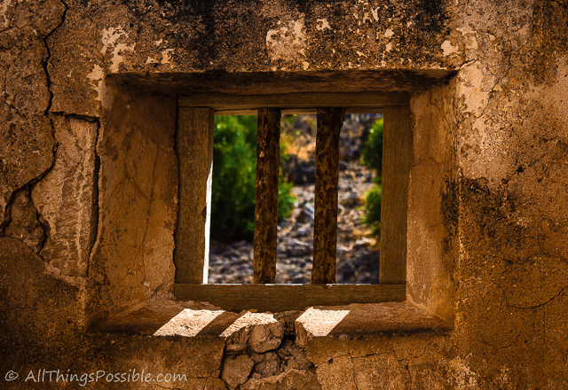 Window from the Past